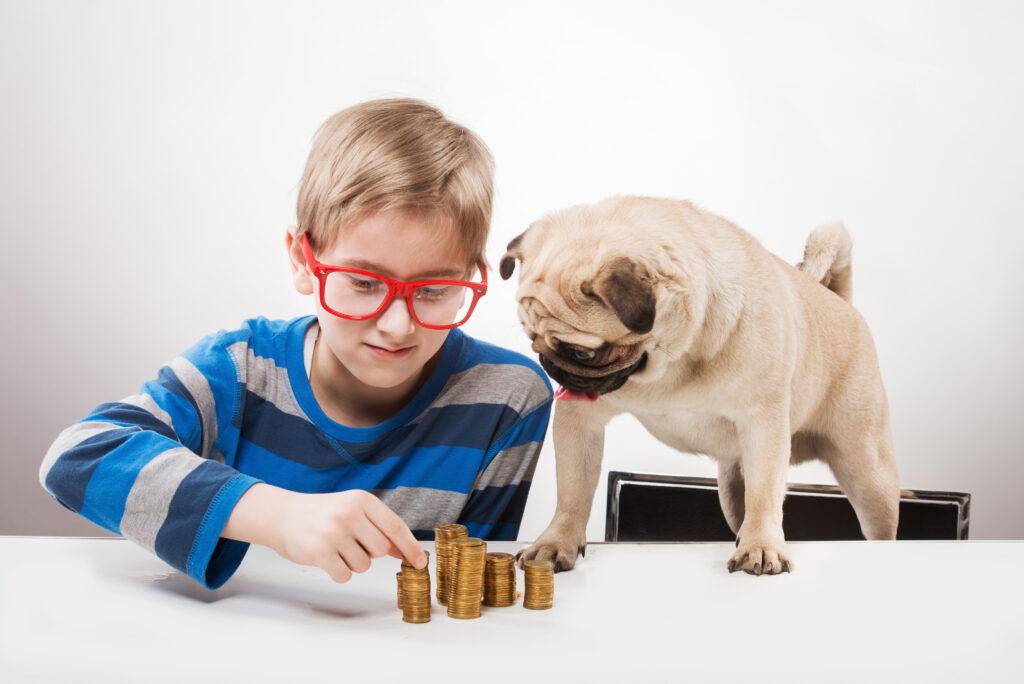Investeren in je jezelf en je kind en hond