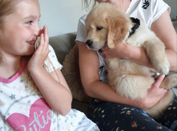 Hond en kind programma Dierbare Ontmoetingen Hondeneigenaar